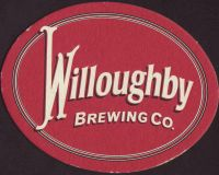 Pivní tácek willoughby-brewing-company-2-small
