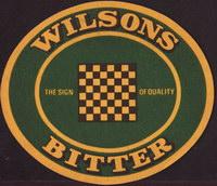 Pivní tácek wilsons-5-oboje-small