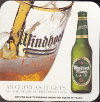 Beer coaster windhoek-3-oboje