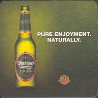 Pivní tácek windhoek-5-zadek