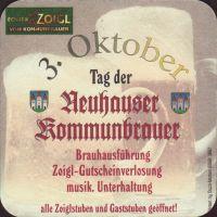 Pivní tácek windischeschenbach-neuhaus-allgem-kommunbrauhaus-1-small