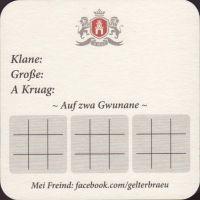 Pivní tácek wirtshaus-gelter-1-zadek-small