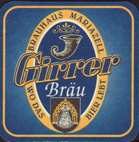 Pivní tácek wirtshausbrauerei-girrer-brau--1-oboje