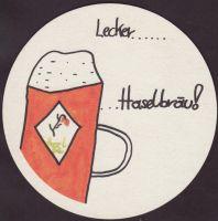 Beer coaster wirtshausbrauerei-paul-haselbock-1-zadek-small
