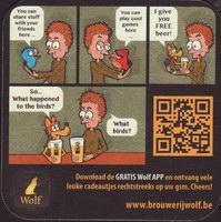 Pivní tácek wolf-4-zadek-small