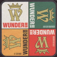 Beer coaster wunder-bier-1-zadek-small