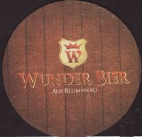 Beer coaster wunder-bier-2-small