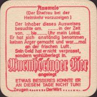 Beer coaster wurmhoringer-privatbrauerei-braugasthof-2-zadek-small