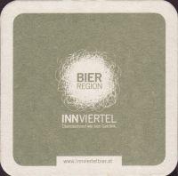 Beer coaster wurmhoringer-privatbrauerei-braugasthof-3-zadek-small