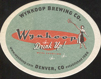 Beer coaster wynkoop-1