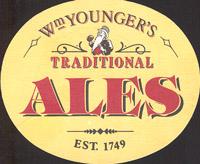 Pivní tácek youngers-5