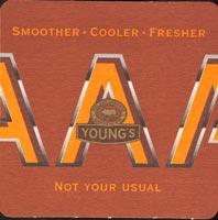 Pivní tácek youngs-1