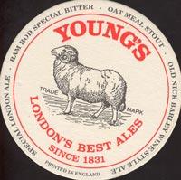 Pivní tácek youngs-2