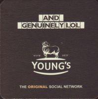Pivní tácek youngs-31-small