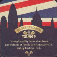 Pivní tácek youngs-33-zadek-small