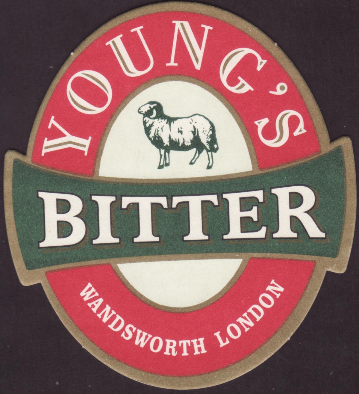 Pivní tácek youngs-4-oboje