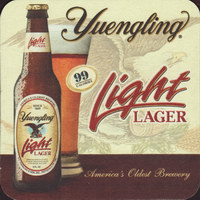 Beer coaster yuengling-3-zadek-small