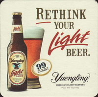 Beer coaster yuengling-4-small