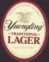 Beer coaster yuengling-8-small