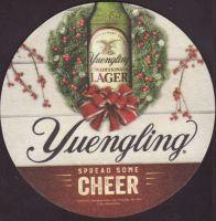 Beer coaster yuengling-9-small