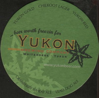 Beer coaster yukon-2-oboje-small