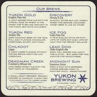 Beer coaster yukon-5-zadek-small