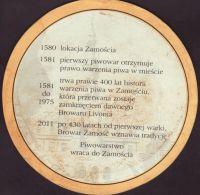 Pivní tácek zamosc-1-zadek-small