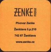 Pivní tácek zenke-1-zadek-small
