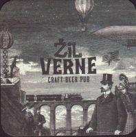 Pivní tácek zil-verne-1