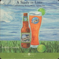 Beer coaster zima-9