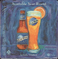 Beer coaster zima-9-zadek