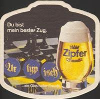 Beer coaster zipfer-1-zadek