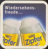 Beer coaster zipfer-15-zadek