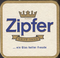 Beer coaster zipfer-15