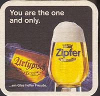Beer coaster zipfer-16-zadek