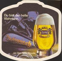 Beer coaster zipfer-2-zadek
