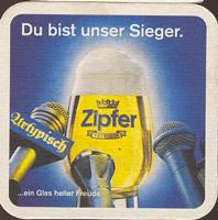 Beer coaster zipfer-21-zadek