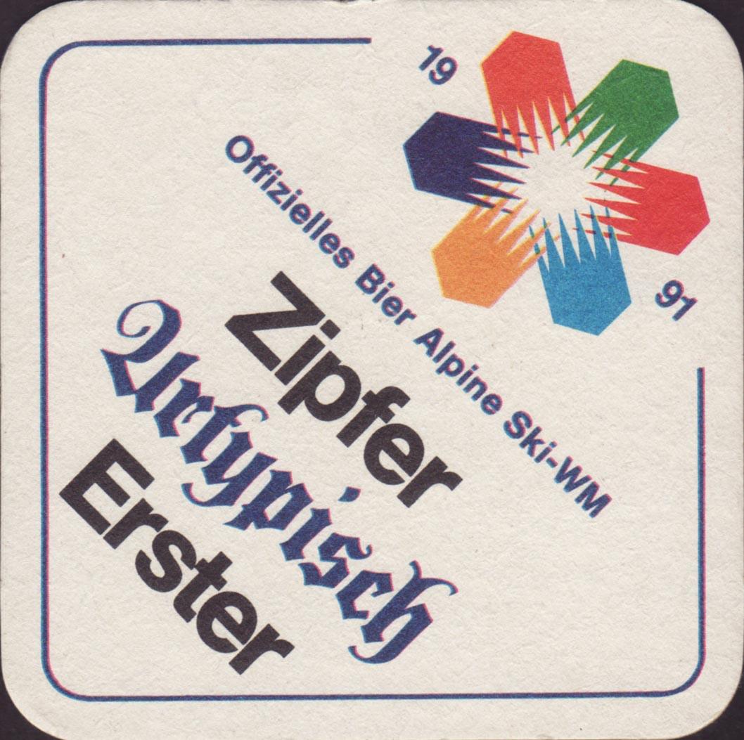 Pivní tácek zipfer-26