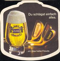 Beer coaster zipfer-27-zadek