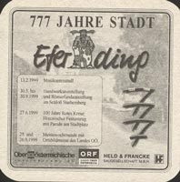 Beer coaster zipfer-3-zadek