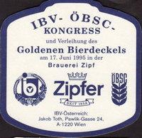 Beer coaster zipfer-35-zadek-small