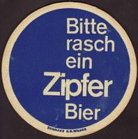 Beer coaster zipfer-44-zadek-small