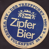 Beer coaster zipfer-63-small