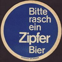 Beer coaster zipfer-63-zadek-small
