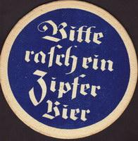 Beer coaster zipfer-67-zadek-small