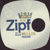 Beer coaster zipfer-74-small