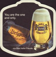 Beer coaster zipfer-78-zadek-small