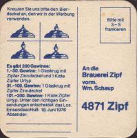 Pivní tácek zipfer-87-zadek-small
