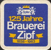 Pivní tácek zipfer-9