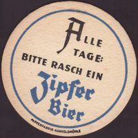 Beer coaster zipfer-94-small